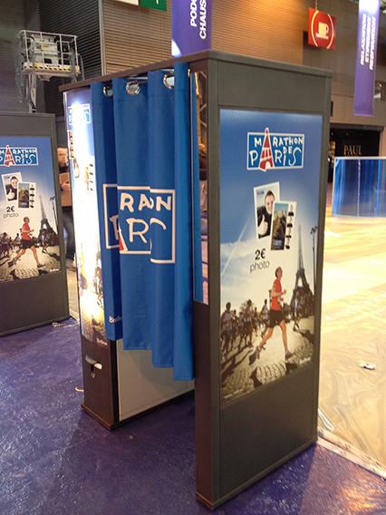 Almohadas & Cortinas Marathon de Paris