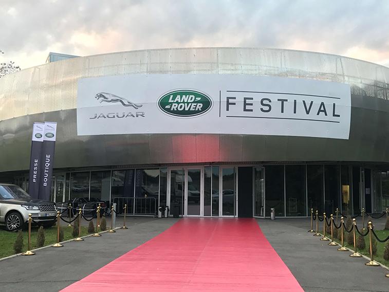Lona-impresiones-soportes-flexibles Jaguar Land Rover