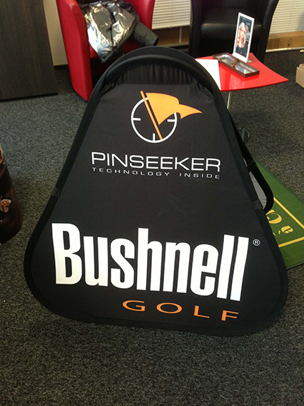 a-frame Bushnell Golf