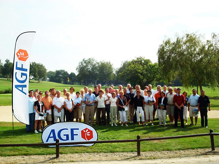 Champion Banner AGF