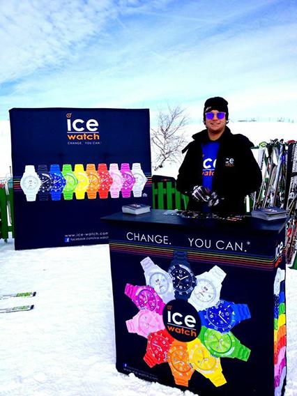 mostrador-pop-up Ice Watch