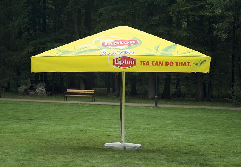 sombrilla Lipton Ice Tea
