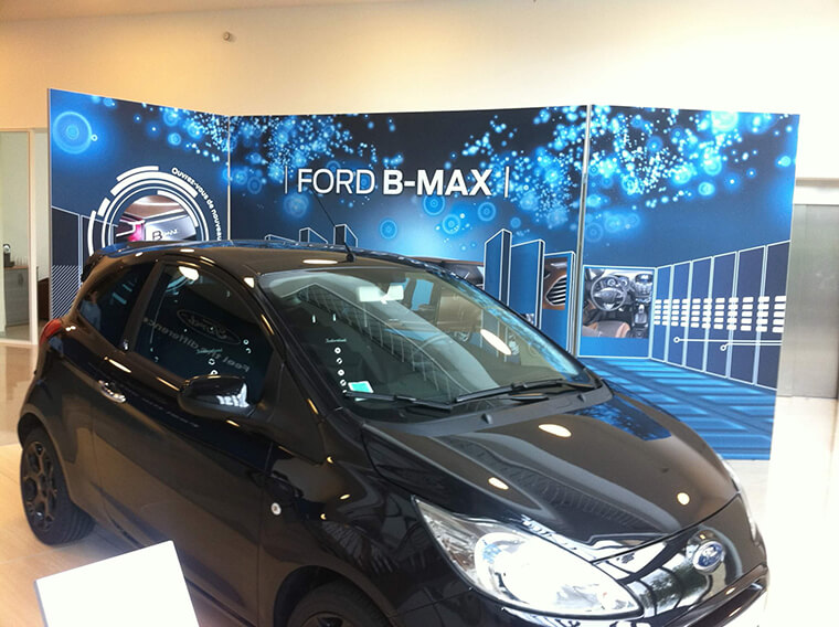 Cidi Ford B-Max