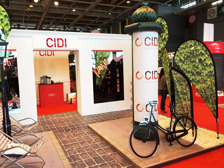 modular stand cidi-1