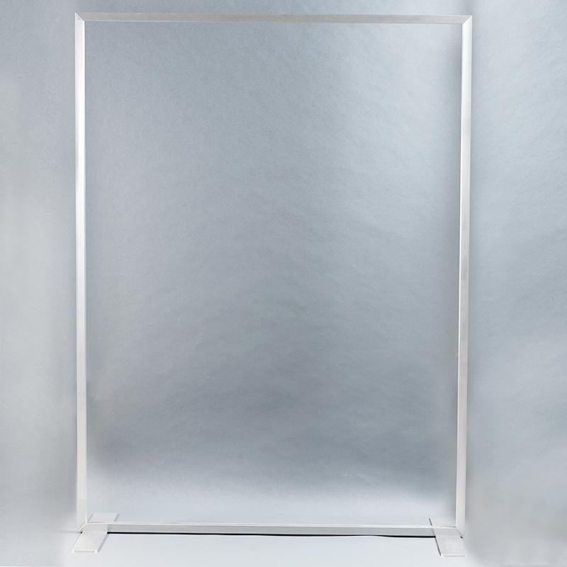 Face barrière de protection 120x160cm